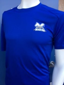 Royal Blue Dri Fit Adult and Youth