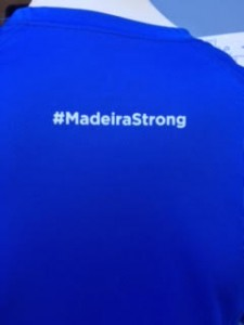 Royal Blue Dri Fit Adult and Youth Back View