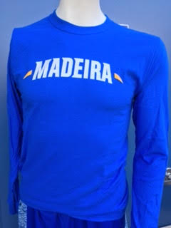 Long Sleeved T-shirt Royal Blue YS-YXL, AS-A2XL